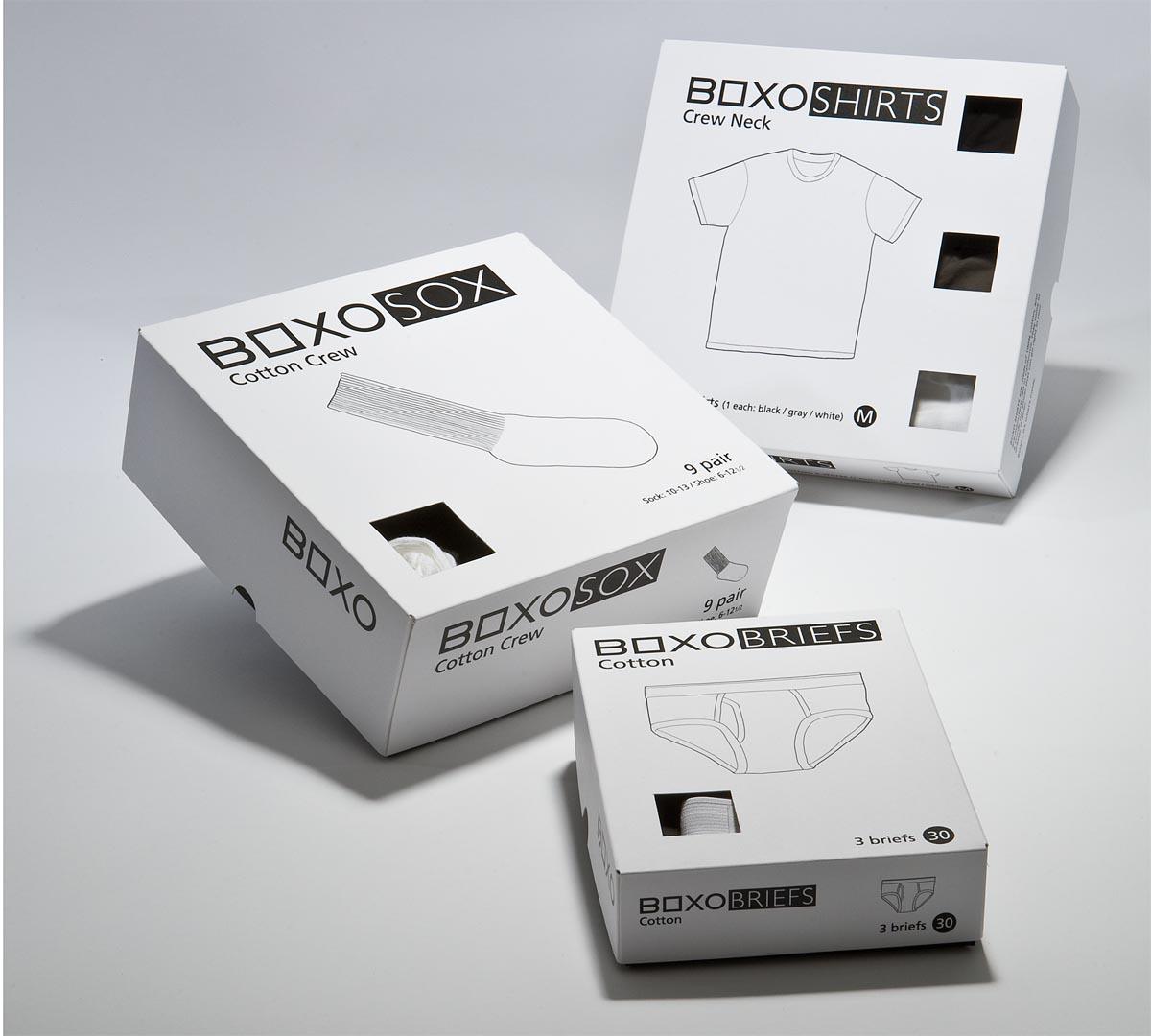 Chuyên in các loại vỏ hộp đựng quần áo nam nữ