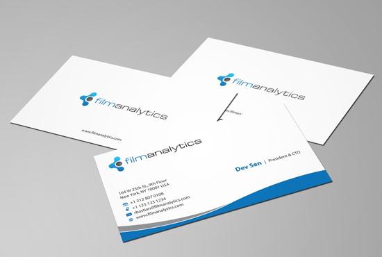 Dịch vụ thiết kế và in name card chuyên nghiệp