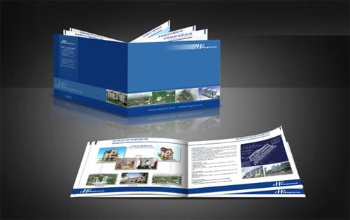 Cơ sở thiết kế in profile công ty uy tín và chuyên nghiệp tại Cấu Giấy