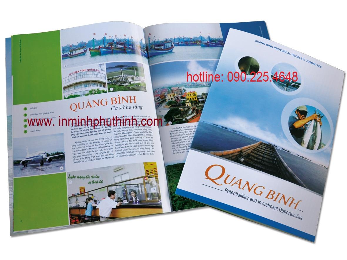 Nhận in catalogue giá rẻ chất lượng hàng đầu tại Hà Nội