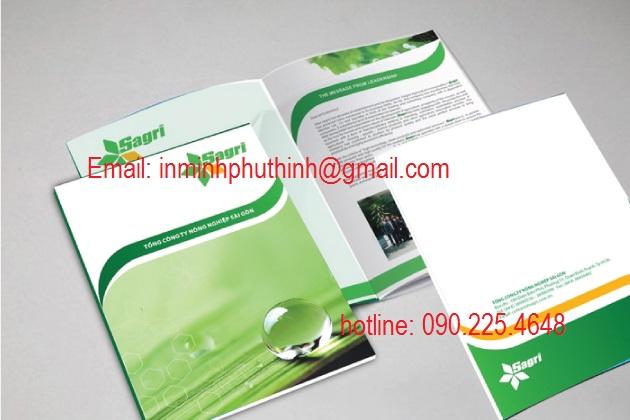 Thiết kế và in catalogue đẹp uy tín tại Hà Nội