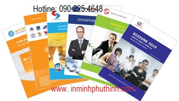 Xưởng sản xuất catalogue chuyên nghiệp giá rẻ lấy nhanh