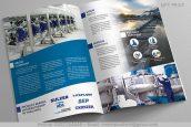 In Catalogue giá rẻ, brochure, profile tại Hải Phòng