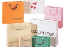 In túi giấy shop thời trang giá rẻ. In túi giấy đẹp tại Hà Nội