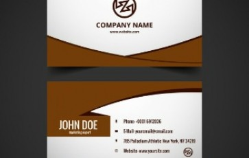 Thiết kế in card visit đẹp giá rẻ lấy nhanh tại Hoàng Mai
