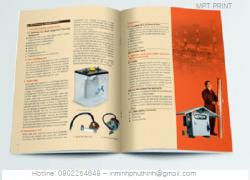 In Catalogue giá rẻ tại Hưng Yên | In tờ rơi, vỏ hộp