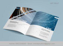 In Catalogue giá rẻ lấy nhanh ở đâu Hà Đông | In Profile