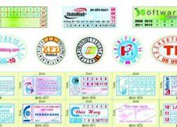 In tem vỡ, in tem bảo hành nhanh rẻ tại Thanh Xuân, Hà Đông